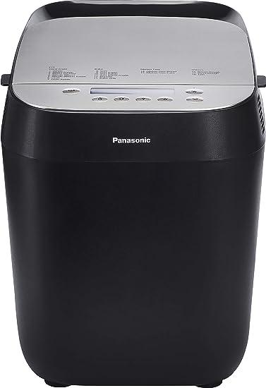 Panasonic SD de zd2010kxh - Panificadora (, color negro: Amazon.es: Hogar