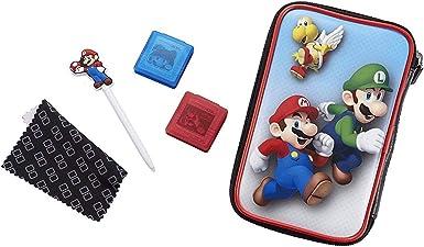 Official Essential Mario Pack - Set de accesorios oficial para ...