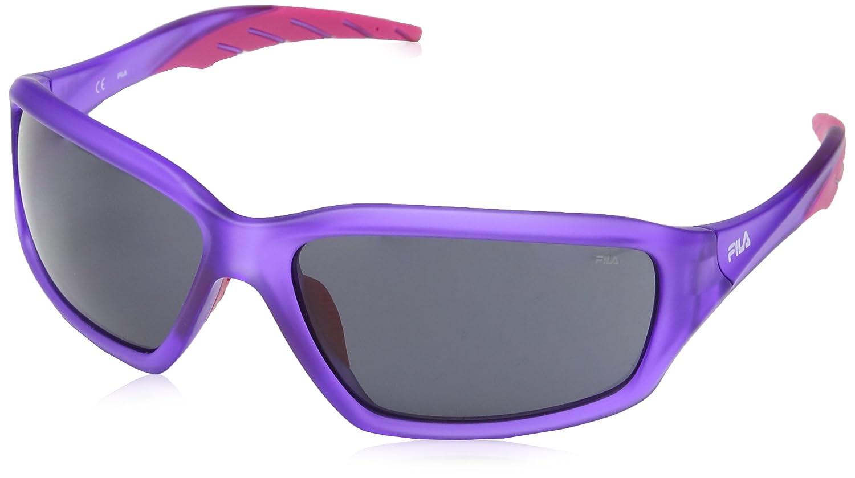 Fila SF9019, Gafas de Sol para Hombre, Gris (Azure/Black ...