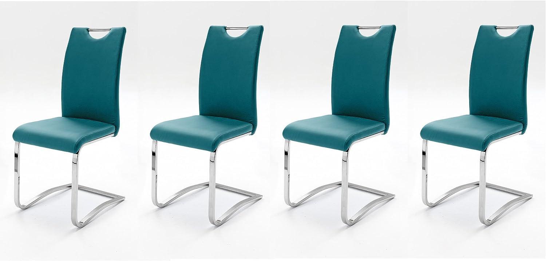 Stühle, Schwingstühle, Schwinger, Esszimmerstuhl, 4er Set