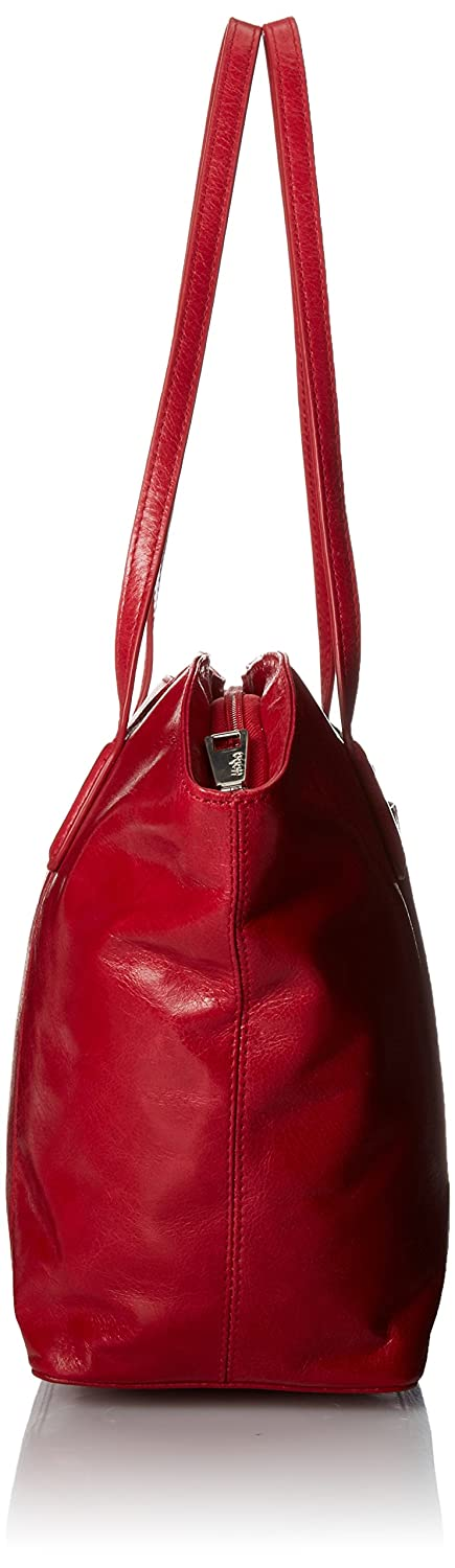HOBO Patti Shoulder Tote, Garnet, One Size: Handbags: Amazon.com