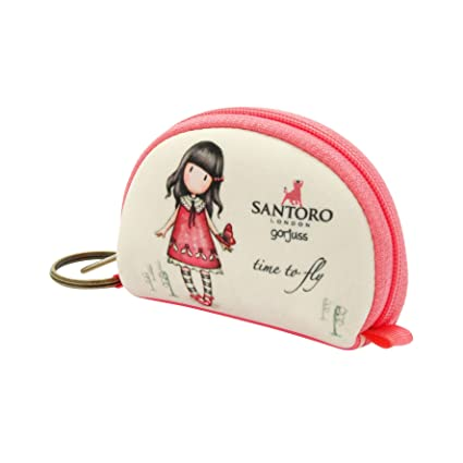 Gorjuss mini monedero Time to fly: Amazon.es: Oficina y ...
