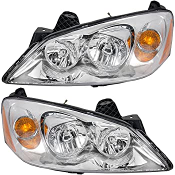 Amazon Com Driver And Passenger Headlights Headlamps