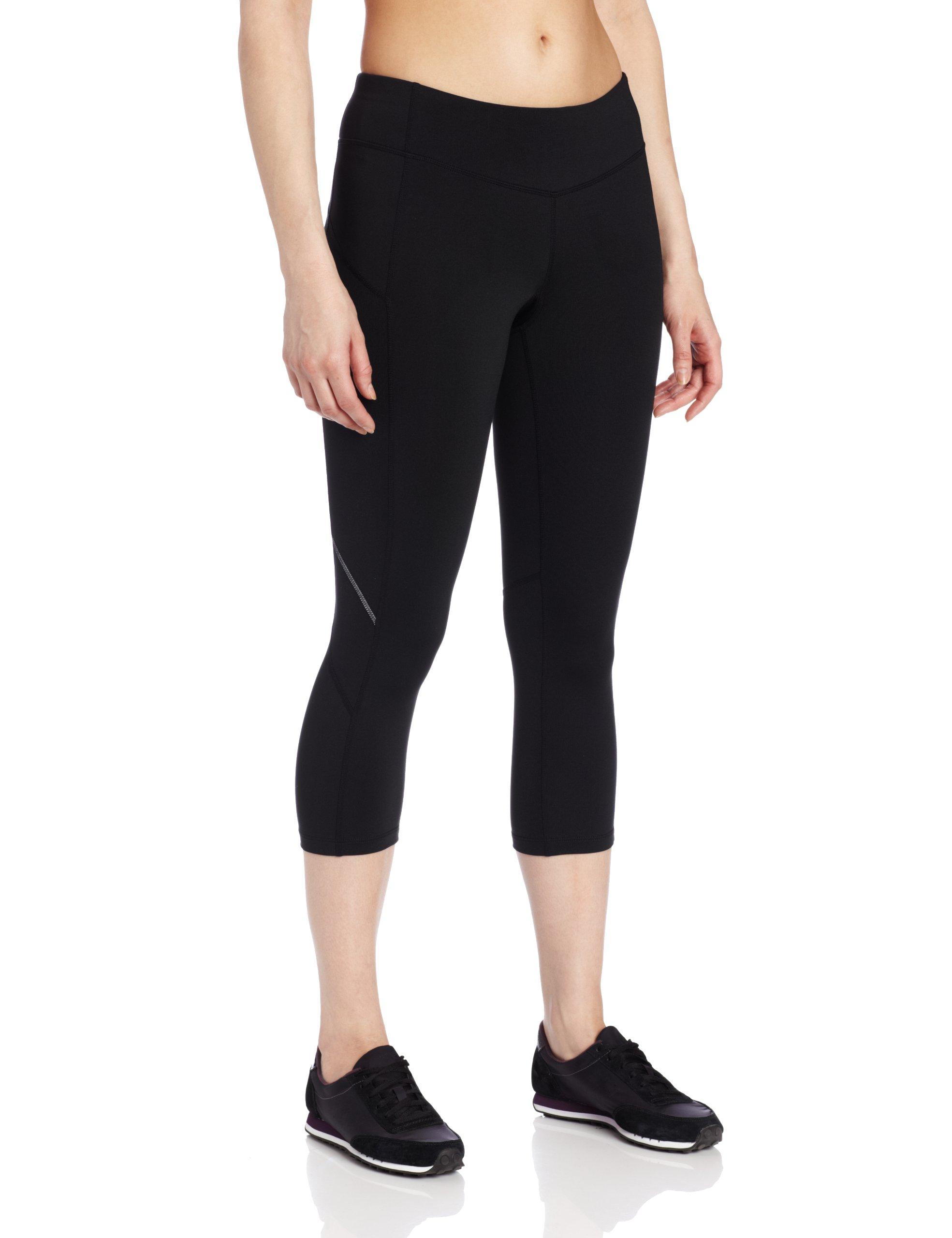 Skirt Sports Women's Redemption Capri Pants, Black Pants XL X 19