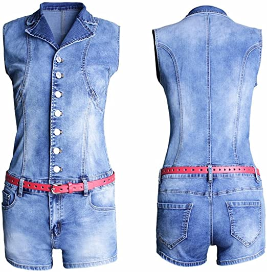 Klorim Womens Casual Sleeveless One Button Outwear Vest