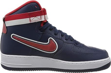 Nike Air Force 1 High '07 Lv8 Av3938 40, Sneaker a Collo Alto Uomo