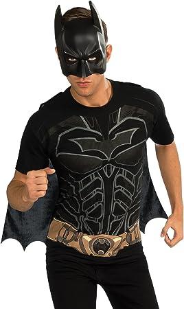 Kit disfraz de Batman el caballero de la noche DC Comics para ...