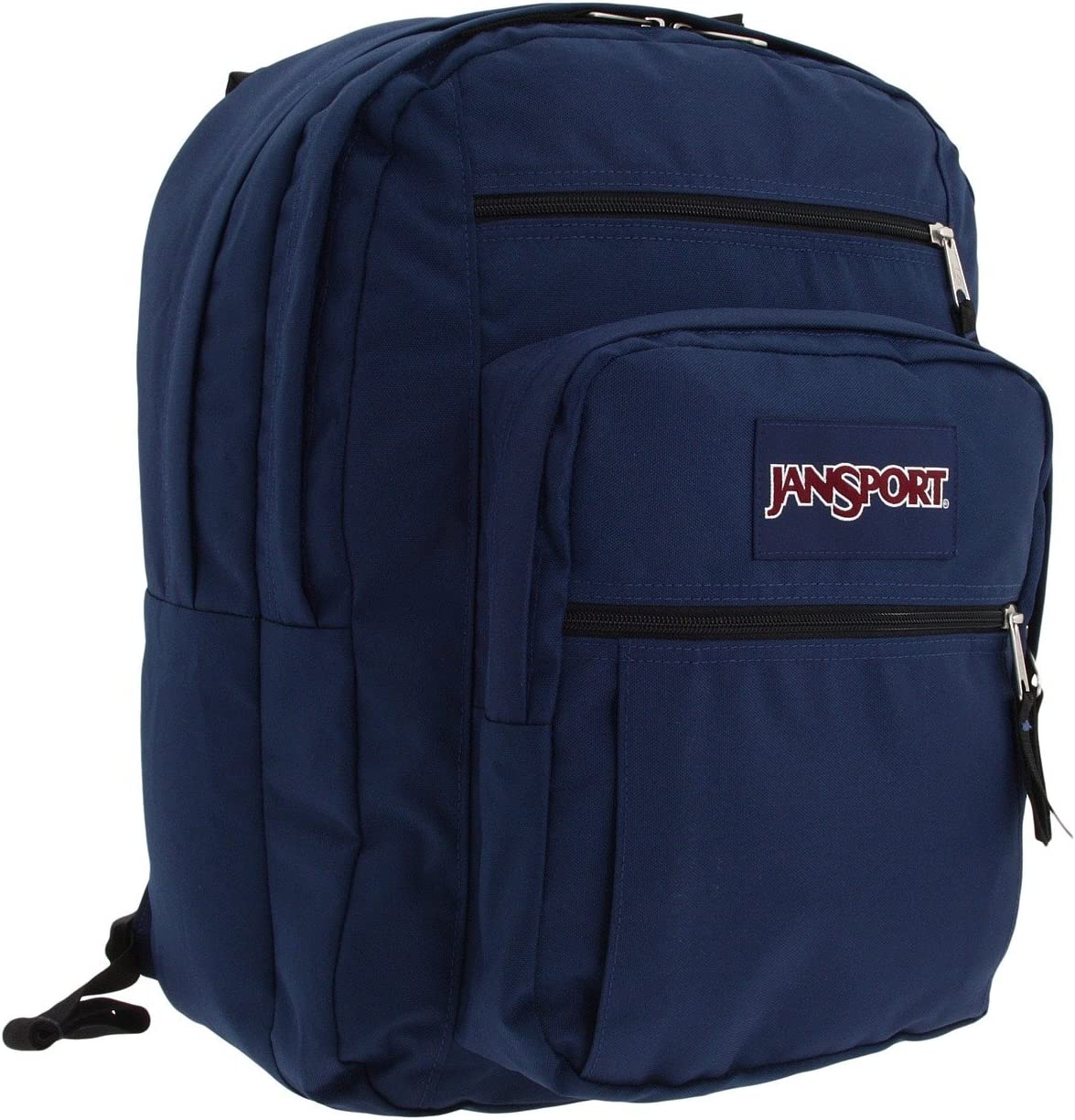NAVY 2 JanSport Big Student Backpack