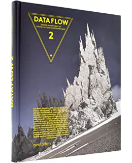 Graphic pdf design in flow 2 information data visualizing