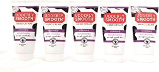 product image for Udderly Smooth Nourishing Hand Cream With Vitamin E, 2 oz. Travel Size Lotion - 5 Pack
