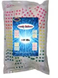 Necco Candy Buttons 1.25 Lbs 3 Flavors bulk 75 plus strips