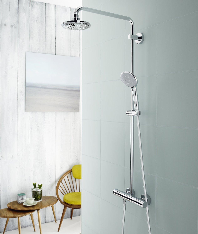 Euphoria 180 shower system THM by GROHE - - Amazon.com