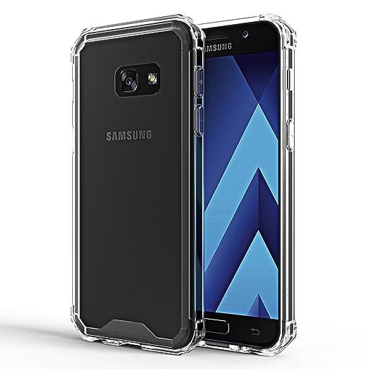 4 opinioni per Custodia Galaxy A5 2017 (5.2 Inch), OMOTON Galaxy A5 2017 Cover