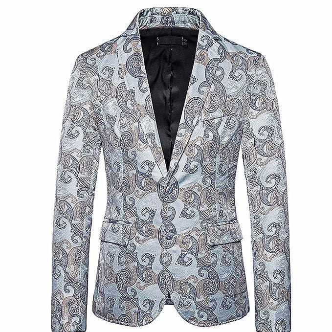Abiti e giacche Abbigliamento Giacca Uomo Elegante