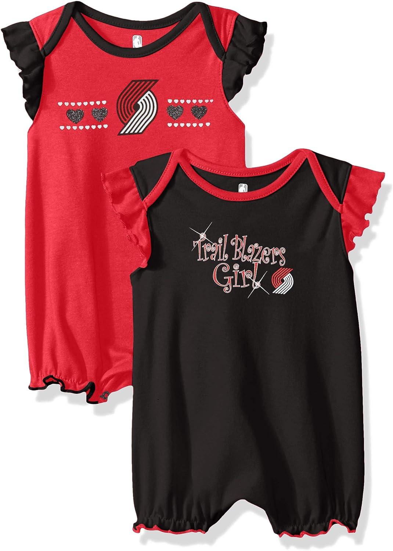 NBA by Outerstuff NBA Newborn /& Infant Homecoming 2pc Bodysuit Set