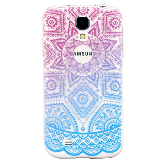 13 opinioni per Galaxy S4 Cover, JIAXIUFEN TPU Gel Protettivo Skin Custodia Protettiva Shell