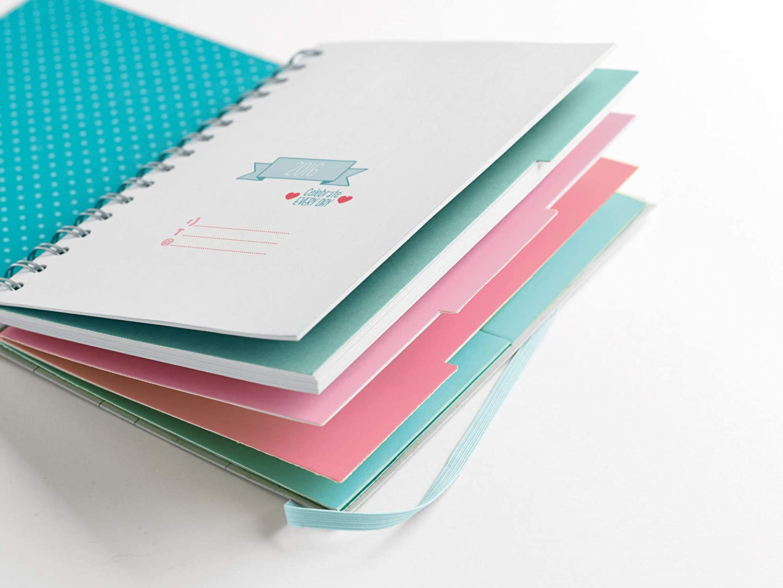 Amazon.com : Miquelrius School Diary Lavender : Office Products