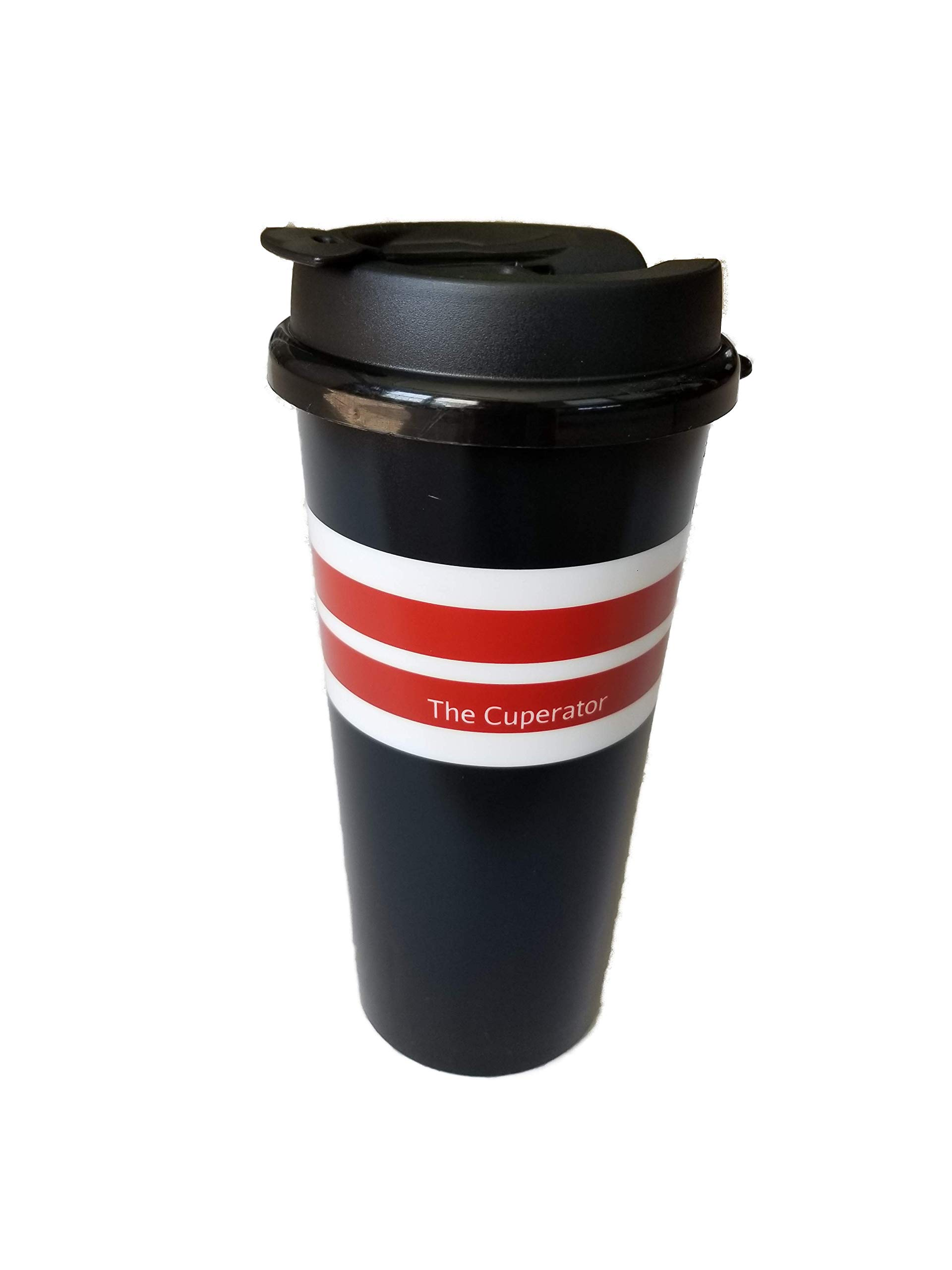 Travel Mug - 16 Oz Insulated Reusable Drink Cup by OH 4 Travel Cup