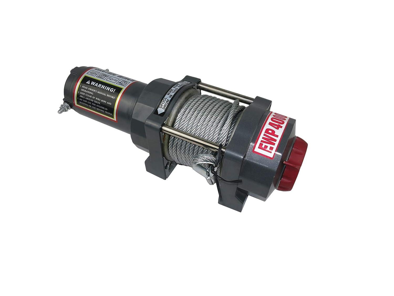 CASTOOL Treuil /électrique 12/V Restauration ATV//UTV Kits de treuil Fil c/âble de t/él/écommande Capacit/é de 907,2/Kilogram