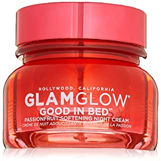 Glamglow Good In Bed Passionfruit Softening Night Cream for Women, 1.5 Ounce