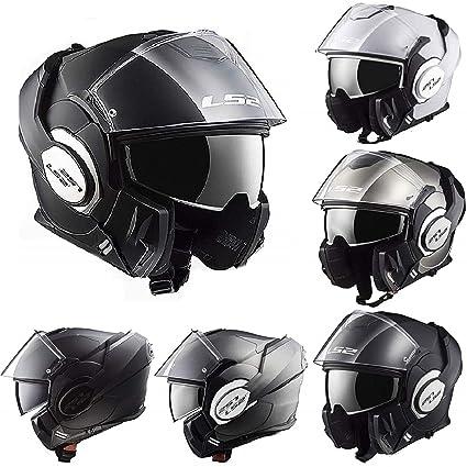 Amazon.es: LS2 FF399 Casco de moto para motocicleta, con ...
