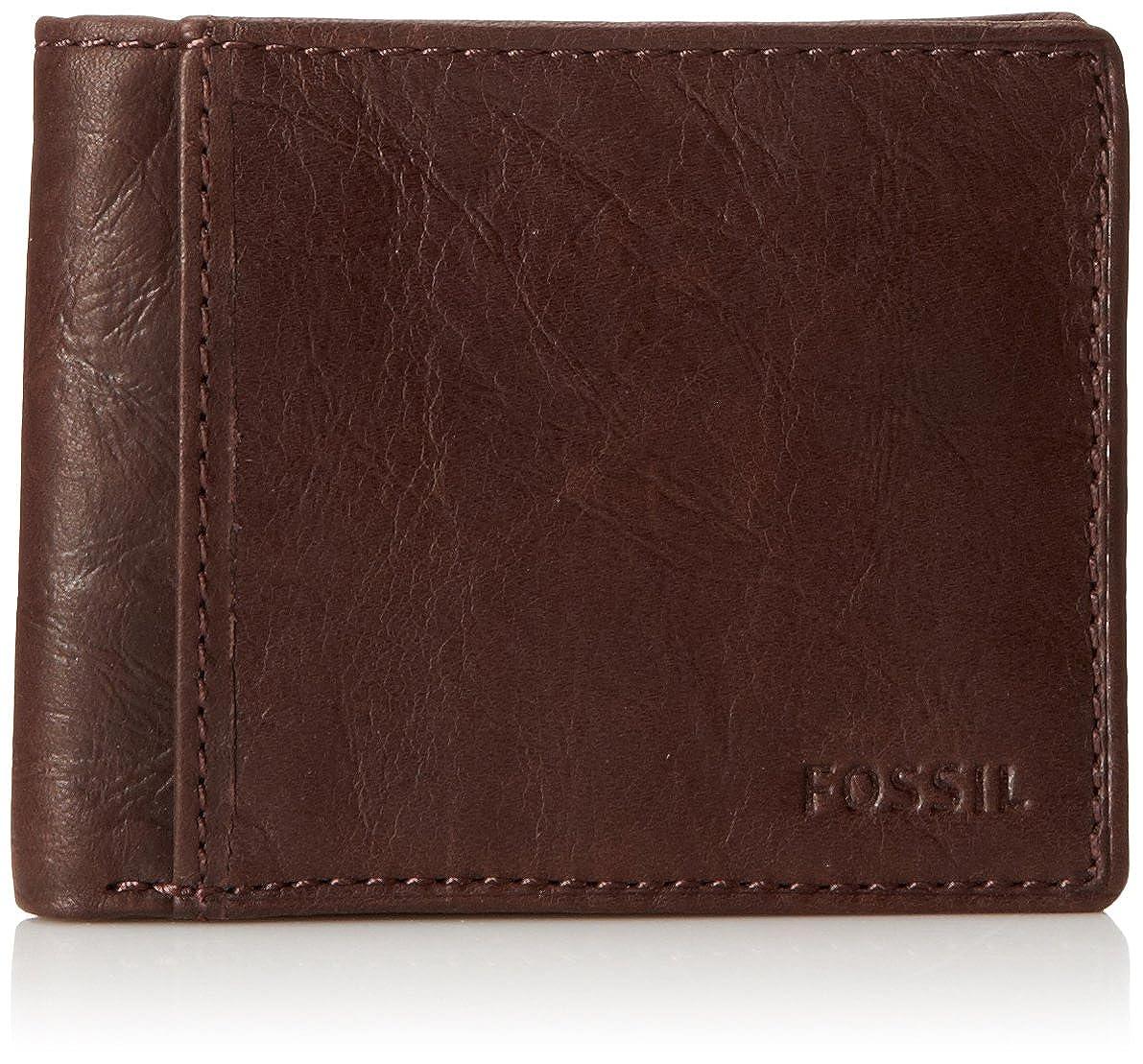 Fossil Mens Ingram Traveler Wallet