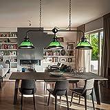 Lustres en verre industriel Restaurant Lustres Bar Lustre de billard American Village Lamps