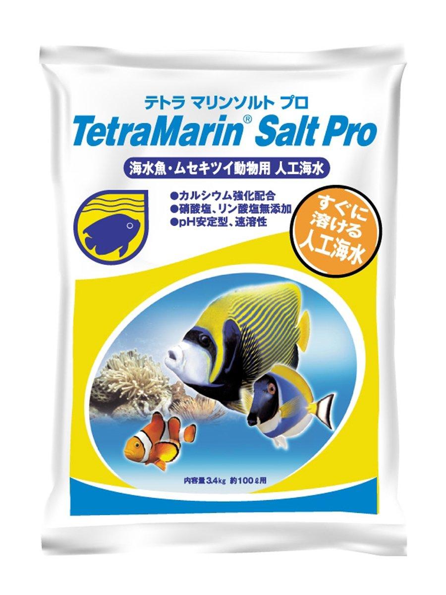 テトラ(Tetra) マリンソルトプロ 人工海水の素 100L用