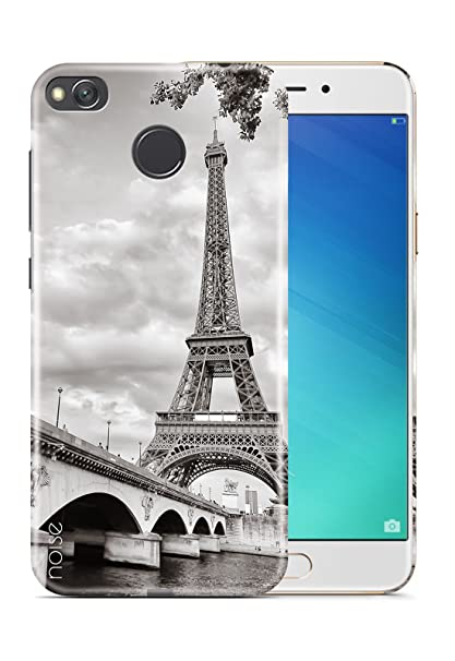 classic fit 56968 e11c8 Noise Printed Back Cover for Xiaomi Redmi 4 Case Cover/Patterns &  Ethnic/Tower Bridge Design - (GD-155)