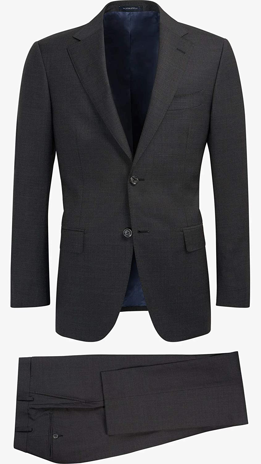 Michealboy Mens Two Piece TR Blend Suit in Many Colors