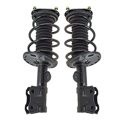 Strut & Spring Assembly Front Driver & Passenger Pair for 10-13 Toyota Prius