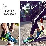 Wonvatu Women Men Breathable Fashion Running