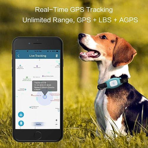 BARTUN-GPS-Pet-Tracker