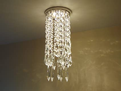 2 FOR 1 Luxe Crystal Mini ClipOn Magnet Crystal Chandelier for – Crystal Magnets for Chandeliers