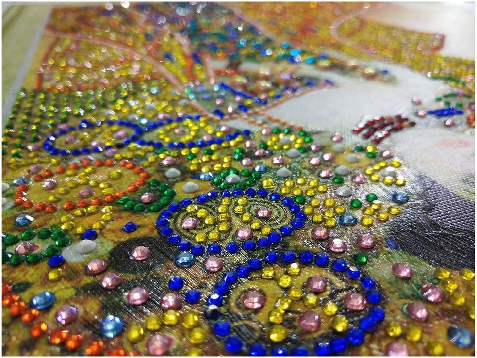 Mify 5D DIY Diamante Pintura Cuaderno Diario Libro Cuaderno de bocetos Pintura en Forma de Diamante Especial Diamante de imitaci/ón A5 Libro Libro de Dibujo Regalos para ni/ños Ni/ños