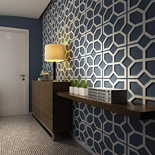 Amazon.com HomeArtDecor , 3D Wall Panels , Panele 3D , Wall