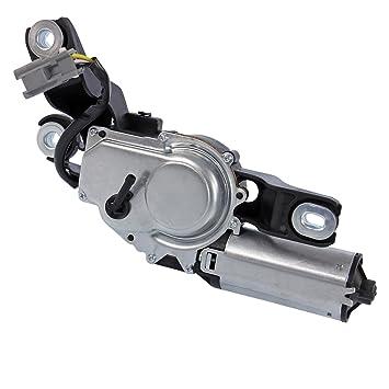 Borrador Motor Discos de borrador para borrador del Motor Motor Limpiaparabrisas Trasero Limpiaparabrisas Trasero trasera: Amazon.es: Coche y moto