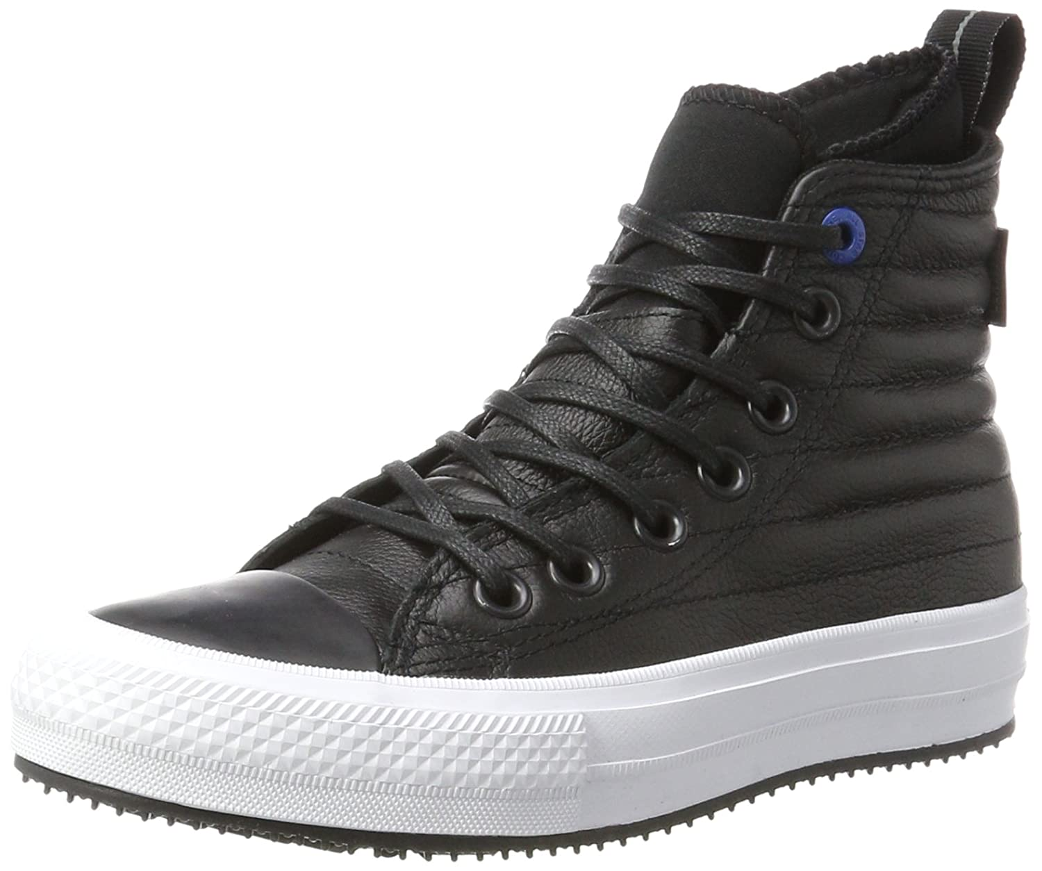 Adultes Unisexe Chuck Taylor All Star Formateurs Salut-top Pc De Démarrage, Converse Noir