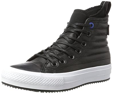 Unisex Adults CTAS Black Hi-Top Trainers Converse Low Shipping Cheap Online Real Cheap Price ri3KWe