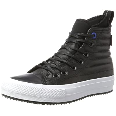 Converse CTAS WP Boot Hi, Baskets Hautes Mixte Adulte, Black Blue Jay White