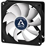 ARCTIC F9 PWM PST - 92 mm PWM PST Case Fan   Silent Cooler with Standard Case   PST-Port (PWM Sharing Technology)   Regulates RPM in sync