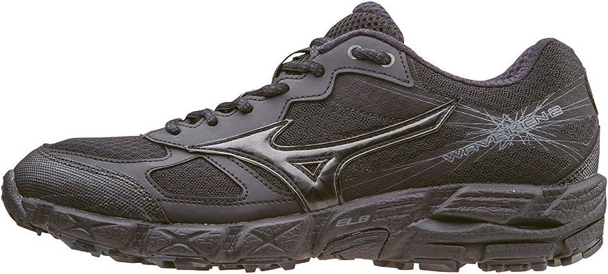 MIZUNO Chaussures Running Trail Wave Kien Homme 43: Amazon