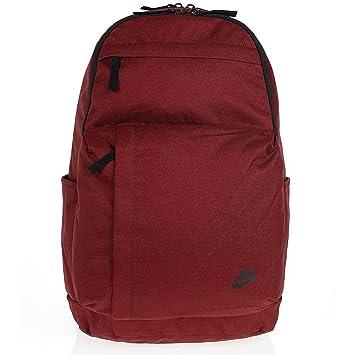 Mochila Nike - Sportswear Elemental granate/negro/negro: Amazon.es: Equipaje