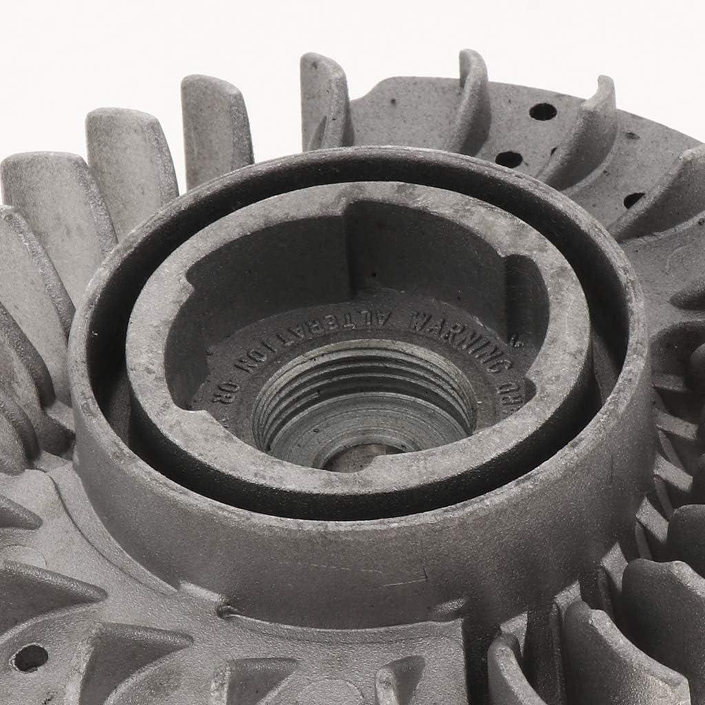 Ersatz Schwungrad Kettens/äge Flywheel Kettens/äge Ersatzteile aus Metall f/ür STIHL 024 026