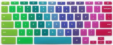HP Chromebook 14-ca 14-ak Series - Skin para teclado de 14