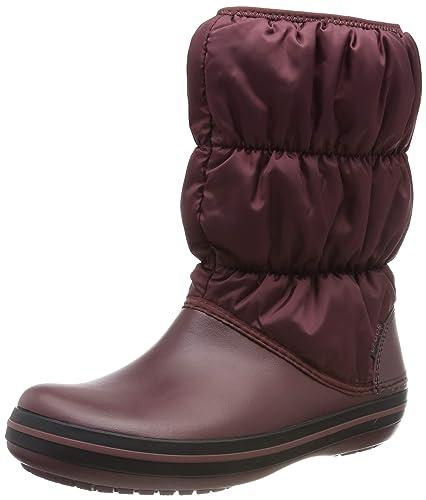 Crocs Crocband Winter Boot Women, Stivali da Neve Donna