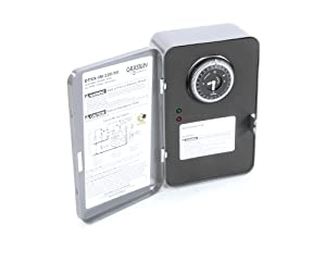 TRUE 831997 220 -volt Defrost Timer for Glass Door Merchandiser Freezer