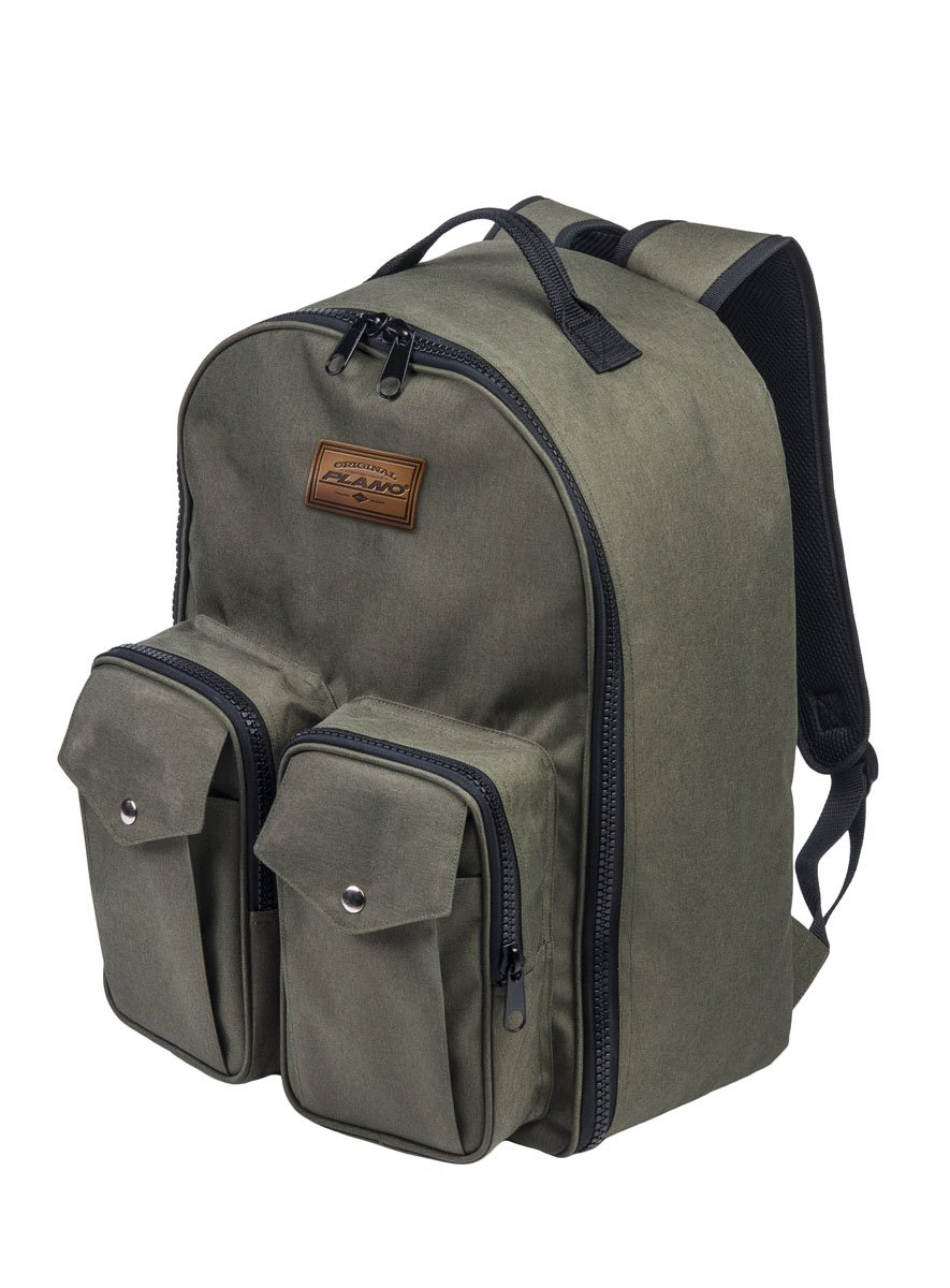Plano A-Series Tackle Back Pack, Green - 3600, Premium Tackle Storage
