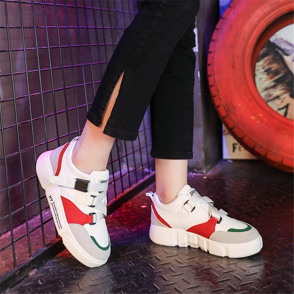 ciwoeiaa New Pattern Spring Autumn Shoes for Woman Wild Platform Heels Female Leisure Sneakers Fashion Shoes