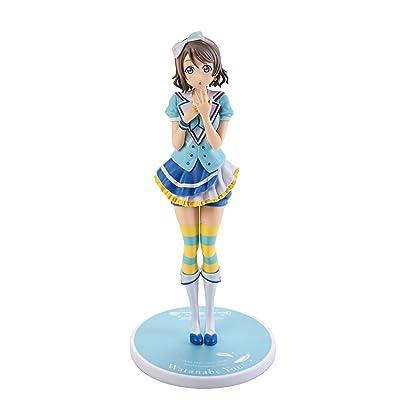 "Sega Love Live! Sunshine!! Aozora Jumping Heart SPM Super Premium Figure You Watanabe, 8.6"": Toys & Games"